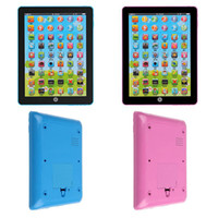 Wholesale Pad For Children Kid Learning English Educational Computer Mini Tablet Toy A00002 BRE