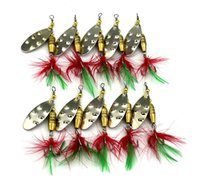 Cheap Metal Spinner lure Best Bass Fishing Spinnerbaits