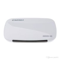 android dlna controller - EMISH Mini X700 Full HD P Android TV Box Smart Media Player Quad Core G G XBMC DLNA Wi Fi with Remote Controller