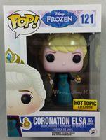 big orb - Funko POP Vinyl Figure Movie Froze Coronation Elsa With Orb Scepter IN STOCK