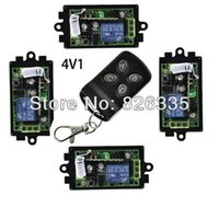 access automation systems - Home Automation DC12V CH RF Wireless Remote Control Switch System Transmitters Button Receiver Gateway for Access
