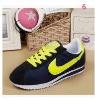 Wholesale hot men and women of the hot new brand shoes trend gump cortez shoes leisure Men s Fashion size