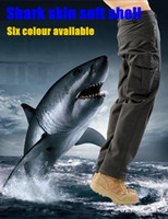 Wholesale ESDY Outdoor Lurker Shark skin Soft Shell TAD V Camouflage Waterproof Mens Pants