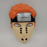 Wholesale Naruto mask Pain Animated cartoon The Japanese anime mask Halloween Cosplay