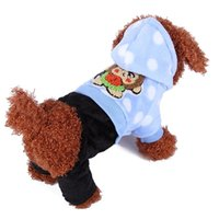 t-shirt bags - OPP Bag Soft Pet Dog Clothes Coats Jackets Pet Product Monkey Plush Clothing Knitting Pattern For Dog Clothing