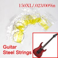 acoustic guitar pieces - High Quality Acoustic Guitar Strings Pieces Electric Guitar Steel Strings XL150 in Diameter of No to No E BHU2
