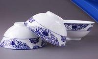 Wholesale Jingdezhen porcelain upscale tableware suit creative ceramic dishes suit