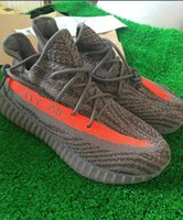 Wholesale 2016 New High Quality Men Women Casual New Kanye West SPLY Boost V2 Season Running Shoes Lightweight Breathable Racer