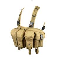 Wholesale New Arrival Tactical Vest Multi Color Dimensions cm width x cm H MOLLE System for Outdoor CL4