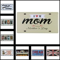 Wholesale Tin Signs For Bar Cafe Hotel Decoration X30cm X11 in