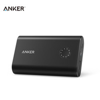 Wholesale Anker PowerCore Power Bank QC2 Quick Charge mAh V A PowerIQ V A Battery Pack A Powerbank USB Charger for Phone