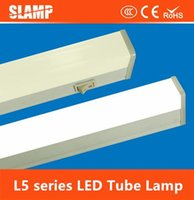 advertising materials - L5 Series LED Simple Stand T5 T8 Integration Lamp Advertising Light Box Lighting With Hight Materials