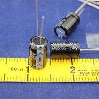 Wholesale Aluminum electrolytic capacitor uf v Electrolytic capacitor