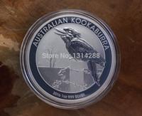 Wholesale 20pcs Australian Kookaburra oz Silver Coin MM11