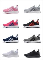 ad outdoor - 2016 new AD Fashion NMD City Sock PK Running Shoes For Man Women mesh Breathable Sneakers Outdoor Sports Shoes Eur