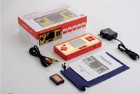 English screen games - FC games classic retro anniversary video game children handheld game console inch screen games tv game Portable Game Players