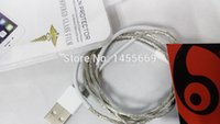 apple serial cable - 1000pcs Original OEM quality m ft USB Data Sync Charger cable print serial braided Charging cord leads for iPhone