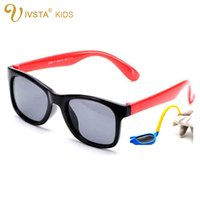 baby boy silver frames - IVSTA B Baby Sunglasses infant Children Sun Glasses for Boys Cool Soft Silicone Flexible Rubber Polarized Lenses safe strap