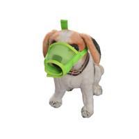 Wholesale 1000pcs Breathable Mesh Net Dog Muzzle Anti Bite Dog Mouth Covers Anti called Muzzle Masks Pet Bite proof Toe Clips