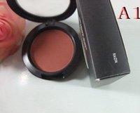 Wholesale Makeup Powder Shimmer Blush colors No mirrors no brush G GIFT