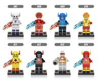 Wholesale 480pcs Avenger Super Hero Flash Minifigure minifigures figures