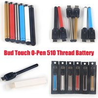 battery charger service - eCig Bud Touch O Pen Battery with USB Charger Thread for CE3 Vaporizer Pen Cartridges Custom LOGO Service