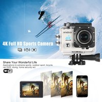 Wholesale Andoer K FPS P FPS Wifi FPV MP Action Camera quot Ultra HD LCD with Diving meter Waterproof