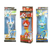 Wholesale 2016 Hot Yokai Watch Yo Kai Cartoon Electronic toy Electronic toys Christmas gifts given to children