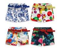 Pantalon court d'été Prix-Casual Summer bébé Vêtements enfants Pantalons Garçons Filles Enfants Shorts différents modèles Pantalons européens enfants Outwear Shorts américaines 9278