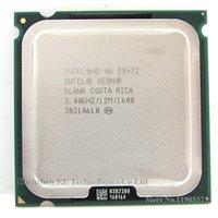 Wholesale LGA775 Intel Xeon E5472 GHz M Mhz cpu Processor works on LGA775 mainboard no need adapter