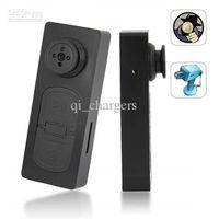 Wholesale Mini Hidden Camera S918 HD Button DV Video Recorder Spy Button Camera with Vibration function Hot