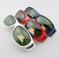 Wholesale High quality Unisex Polarized Sunglasses New design myopia lens fit goggles colors UV400 driving Sunglasses