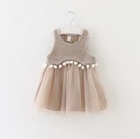 beautiful england - Hug Me Girls Fur Vest Coat Waistcoat kids New Autumn sleeveless Fashion Beautiful Fashion Vest AA