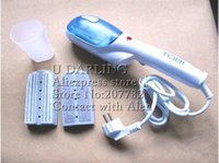 Wholesale STEAM BUDDY portable travel Clothes hand steamer wrinkle remover sets