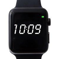 al por mayor cristal de xiaomi-El nuevo diseño IWO W51 IP65 impermeabiliza el reloj elegante sin hilos de Bluetooth del reloj elegante del zafiro Dispositivo de Werable para el samsung iphone xiaomi huawei