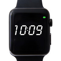 achat en gros de crystal xiaomi-Nouveau design IWO W51 IP65 imperméable Bluetooth Smart Watch sans fil chargeur de cristal de saphir Werable dispositif pour samsung iphone xiaomi huawei