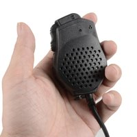 Wholesale Dual Push To Talk PTT Radio Speaker Mic For BAOFENG UV82 L UV5RE Plus GT G00224 BAR