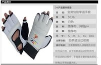 Wholesale Taekwondo Glove Fighting Hand Protector WTF Approved Martial Arts Sports Hand Guard Boxing Gloves Hand Protective Tool