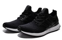 Wholesale Fashion Style Ultra Boost Classic Cheap Sneakers Black Sports Running Shoes Basketball Boost For Men