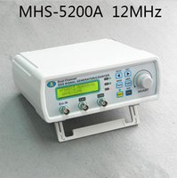 Wholesale MHZ Digital channel DDS Signal Generator Arbitrary waveform generator USB TTL port PC Software for square wave Triangle wave