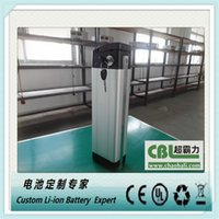 Wholesale CBL BP CZW lifepo4 rechargable battery packs v v ah ah li ion battery pack for E Bike with A smart computer charger