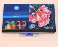 Wholesale 2016 Adult Coloring Books Water Color Pencils For Secret Garden An Inky Treasure Hunt Colors Relieve Stress Kill Time Pencil