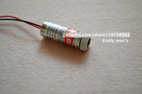 Wholesale 5pcs nm mW Red Laser Module x35mm Dot Line Cross