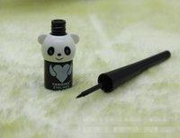 beauty free pandas - Cute panda Waterproof Liquid Eyeliner Eyes Make Up Pen Eye Liner High Quality Pencil For Eye Beauty Makeup Tools