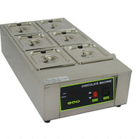 Wholesale Commercial Use Tank V V Electric Digital Chocolate Melter Machine