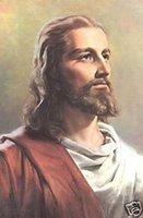 Wholesale High Quality Hand Painted Portrait Art oil Painting On Canvas quot CHRIST JESUS quot quot X36 quot quot x24 quot quot x10 quot inch