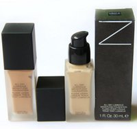 Wholesale 2016 New N ARS Makeup All Day Luminous Weightless Foundation Liquid ml