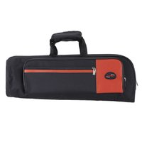 Wholesale High Quality D Oxford Bag Case for Trumpet with Adjustable Shoulder Strap Pocket mm Thicken Padded Foam