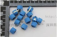 Wholesale JML06 P pf mm JML06 DIP trimmer Adjustable capacitor