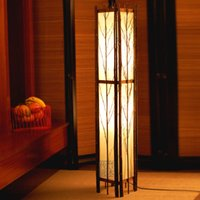 Chinese Floor Lamps: chinese floor lamp - new arrival chinese style japanese bamboo lamps living  room floor lamp,Lighting